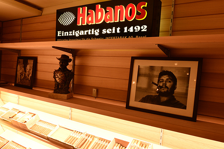 Habanos Cigar Lounge